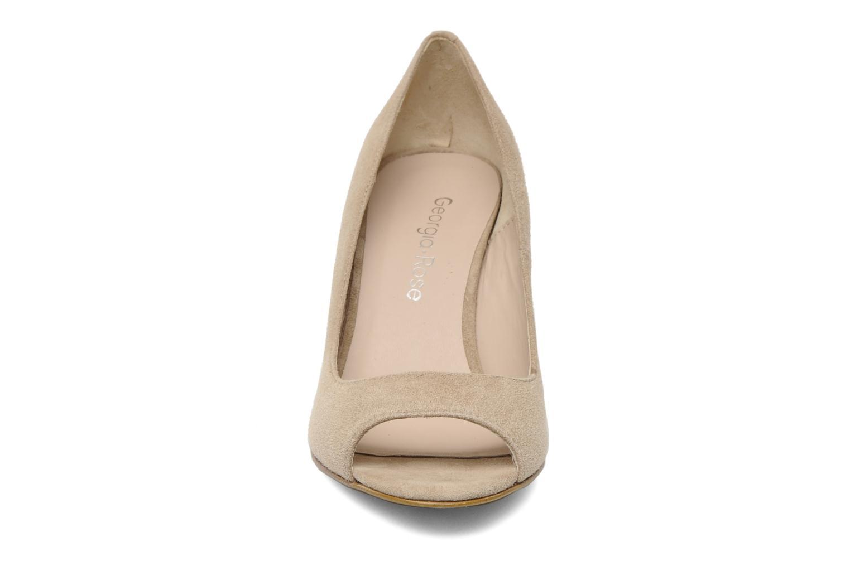 Escarpins Georgia Rose Bambou Beige vue portées chaussures