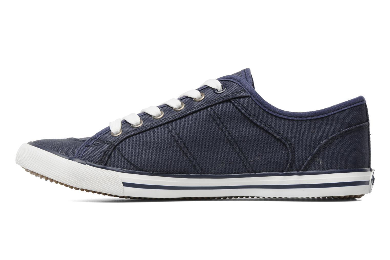 Sneaker Dockers Anne blau ansicht von vorne
