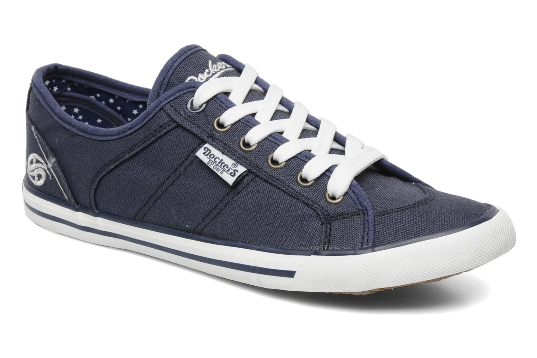 Sneaker Dockers Anne blau detaillierte ansicht/modell