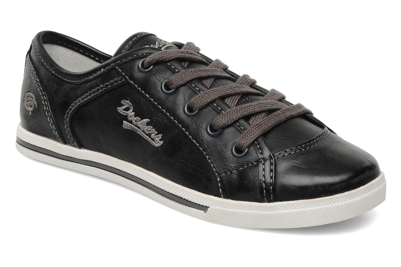 Sneaker Dockers Marius schwarz detaillierte ansicht/modell
