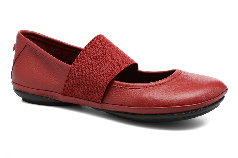 Zapatos cómodos y versátiles Camper Right Nina 21595 - (Rojo) - 21595 Bailarinas en Más cómodo a6d97e