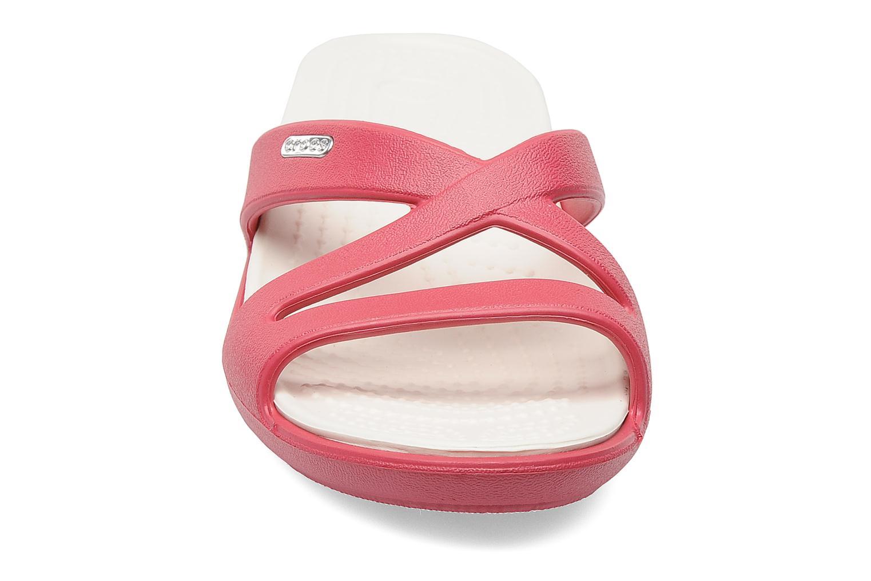Clogs & Pantoletten Crocs Patricia 2 rosa schuhe getragen