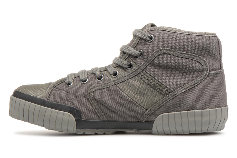 Sneaker TBS Crypto grau ansicht von vorne
