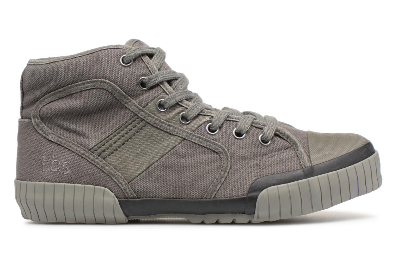 Sneaker TBS Crypto grau ansicht von hinten