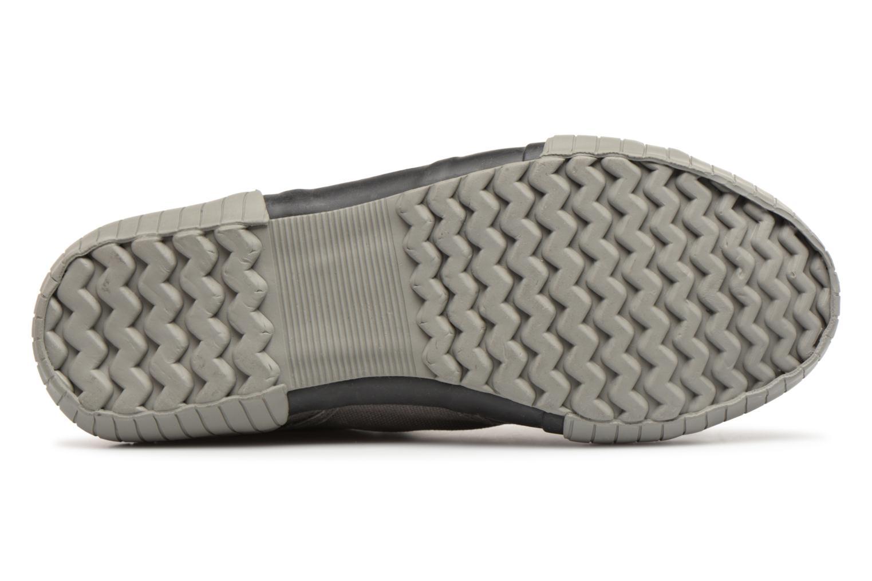 Sneaker TBS Crypto grau ansicht von oben