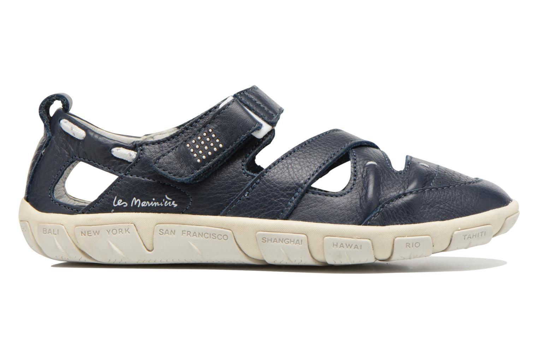 Sandales et nu-pieds TBS Juline Bleu vue derrière