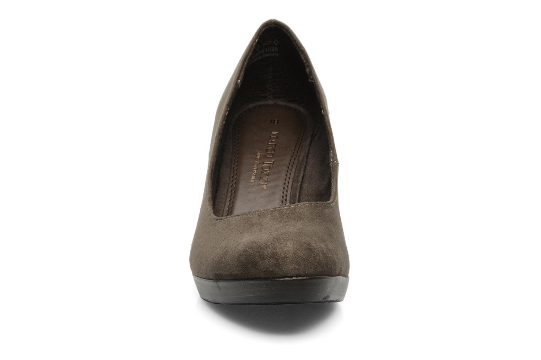 High heels Marco Tozzi Soe Brown model view