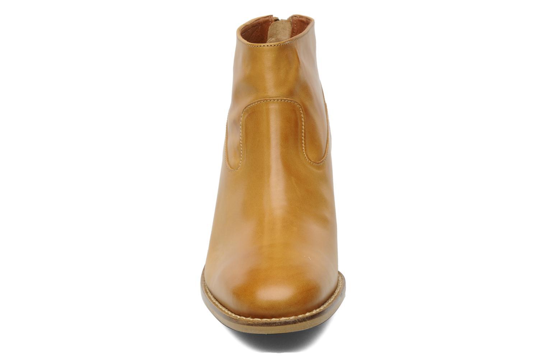 Boots en enkellaarsjes Georgia Rose Tabango Beige model