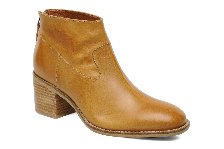 Boots en enkellaarsjes Georgia Rose Tabango Beige detail