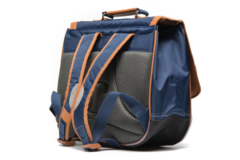 Cartable 35 cm CLASSIC Bleu 15
