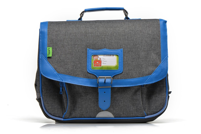 Cartable 35 cm CLASSIC Chiné-bleu 16