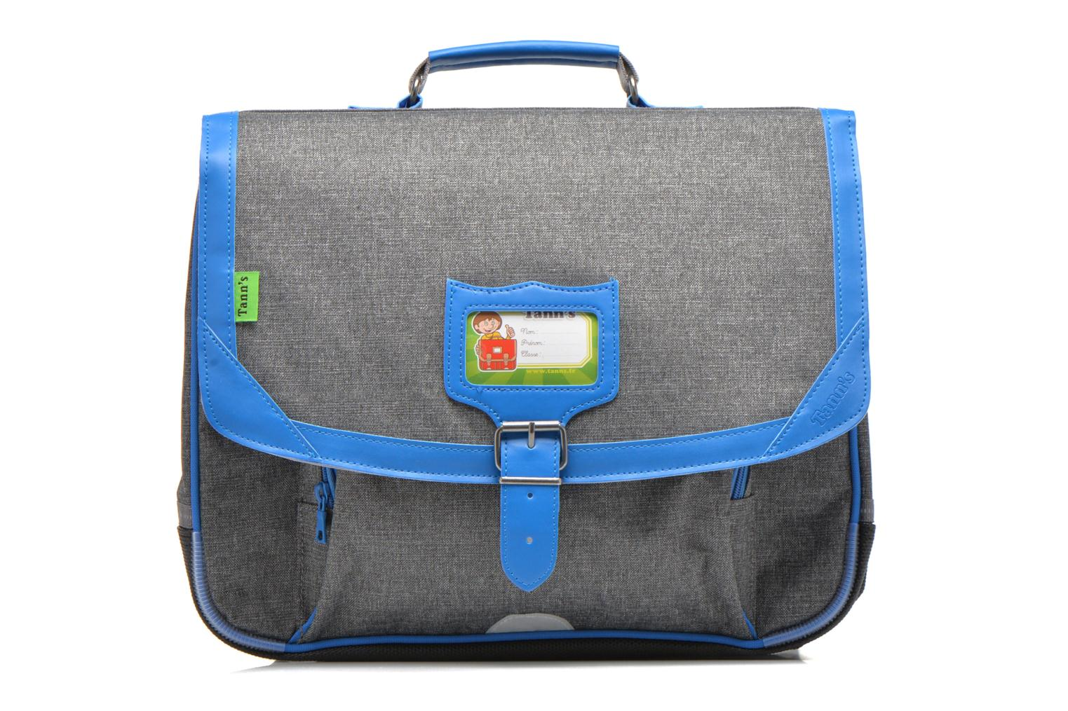 School bags Tann's Cartable 38 cm CLASSIC Grey detailed view/ Pair view