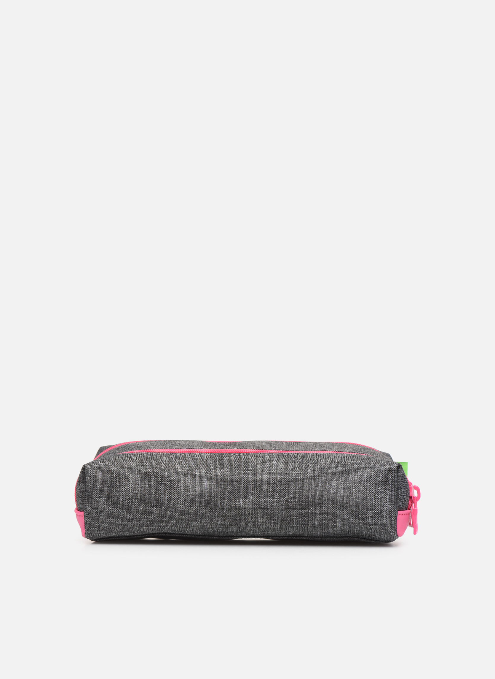 Trousse double CLASSIC Chiné-rose 16