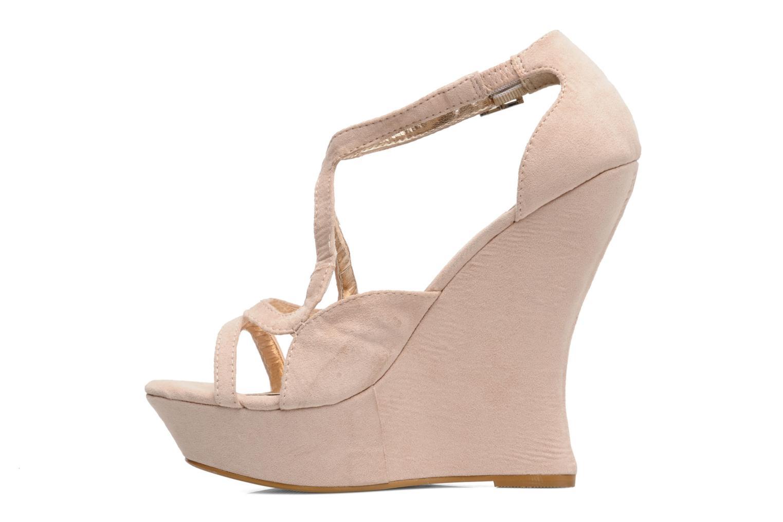 Sandalen I Love Shoes Phogen Beige voorkant
