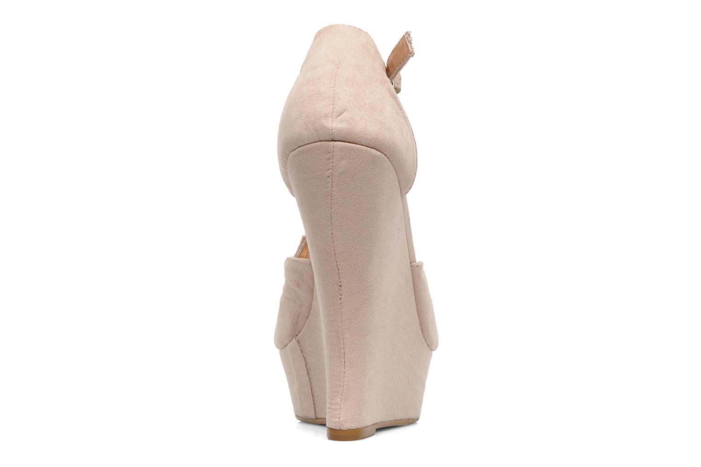 Sandalen I Love Shoes Phogen Beige rechts
