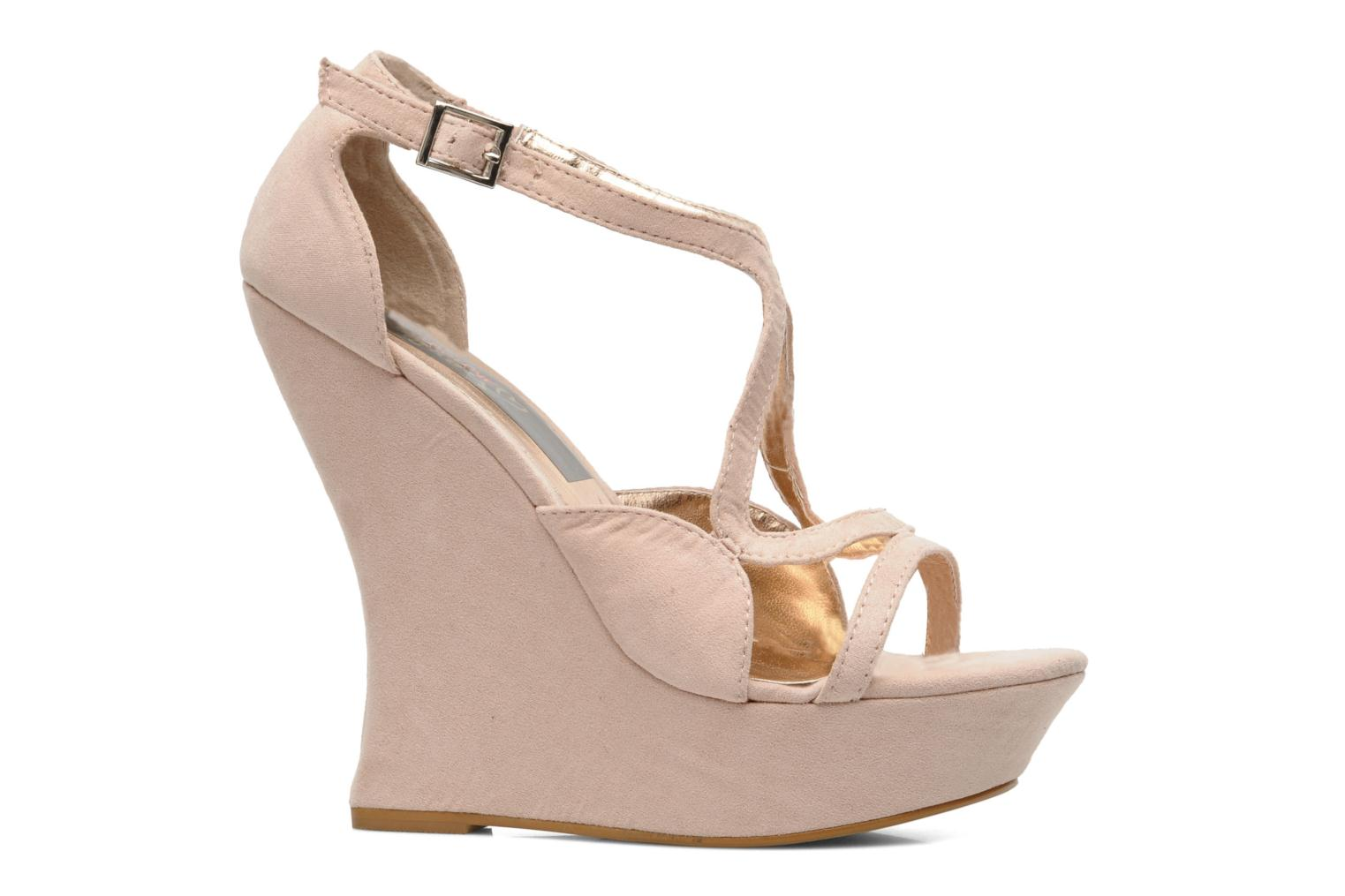 Sandalias I Love Shoes Phogen Beige vistra trasera
