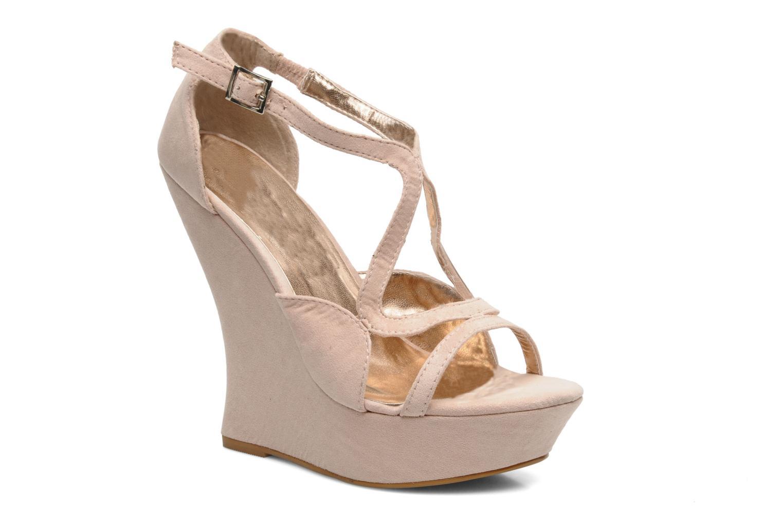 Sandalen I Love Shoes Phogen Beige detail