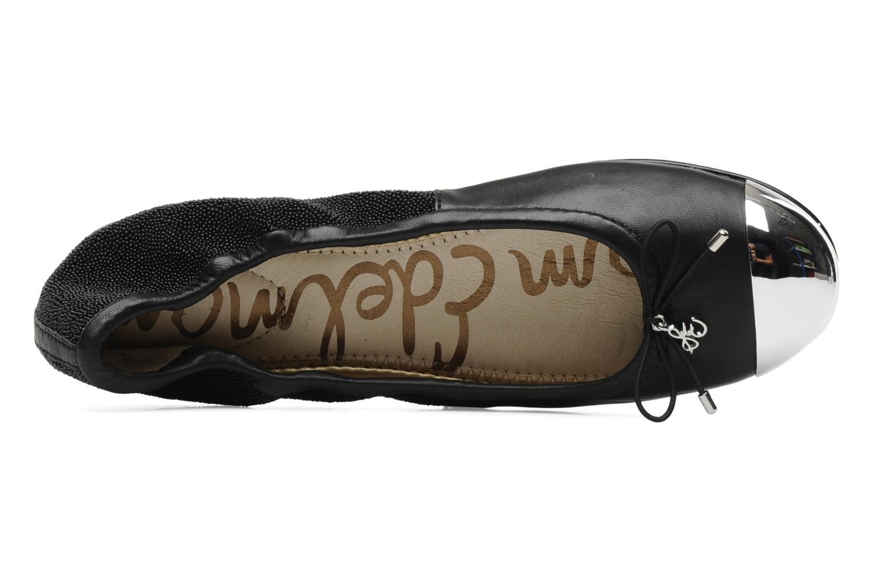 Farleigh Black Nappa Luva/ Asphalt