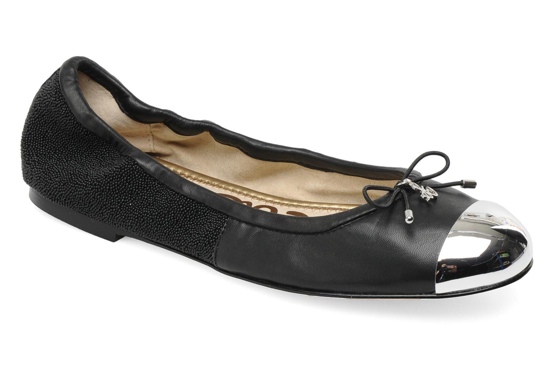 Grandes descuentos últimos zapatos Sam Edelman Farleigh (Negro) - Bailarinas Descuento