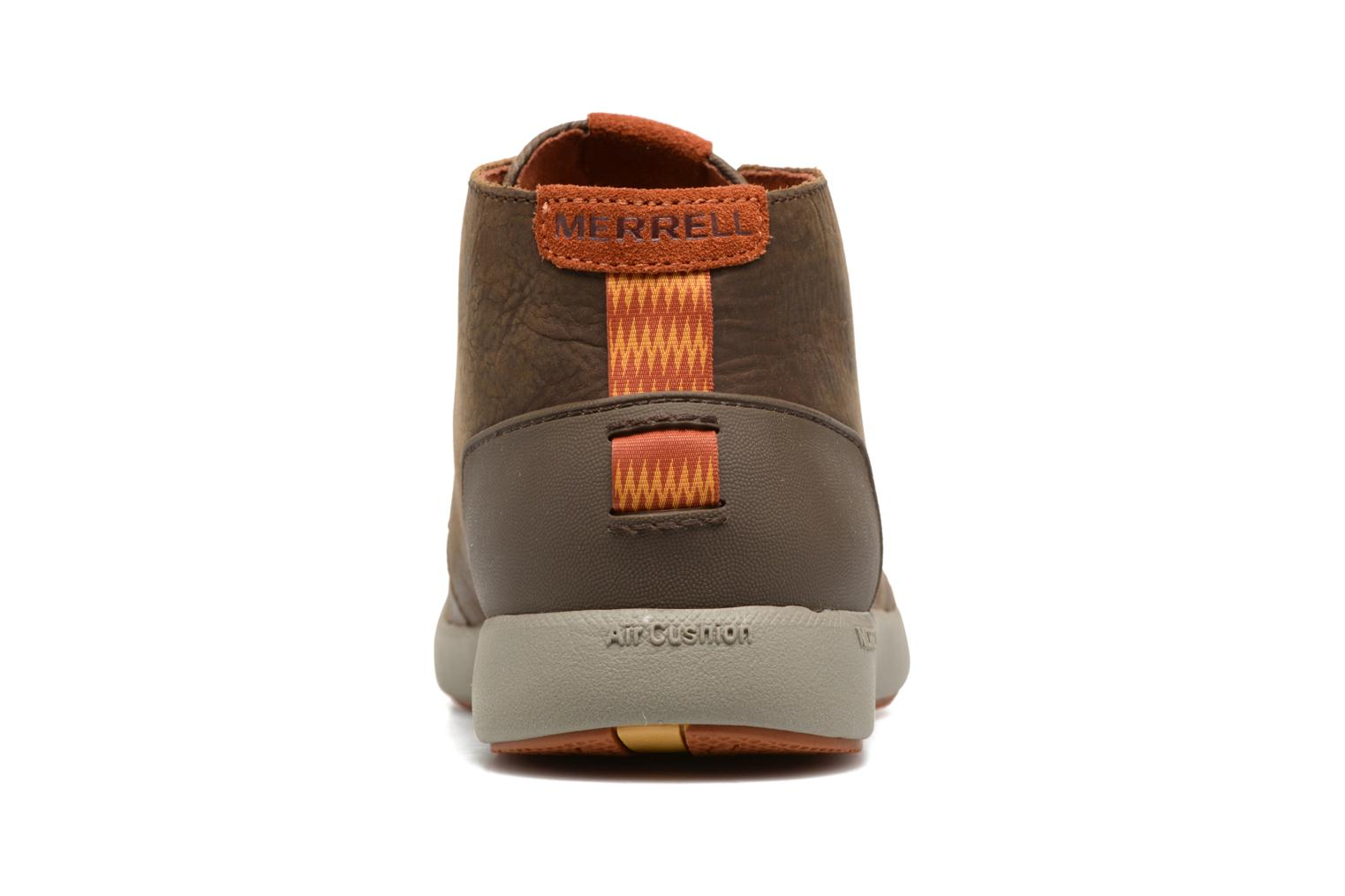 Dark Earth Merrell Freewheel Chukka (Marron)