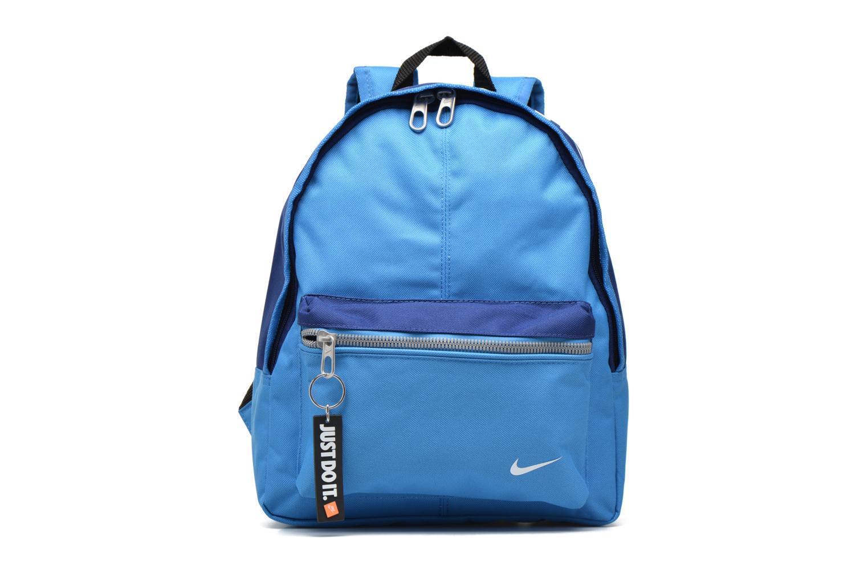 Rugzakken Nike YA Classic Backpack Blauw detail