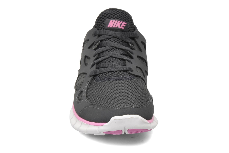 Sportschoenen Nike Wmns Nike Free Run+ 2 Ext Grijs model