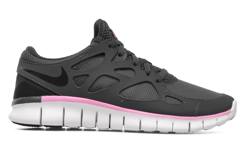 Sportschoenen Nike Wmns Nike Free Run+ 2 Ext Grijs achterkant