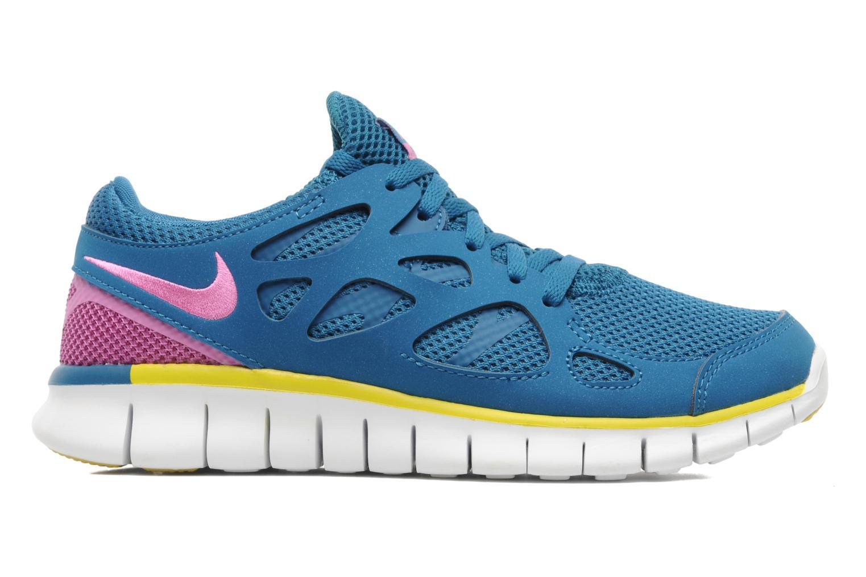 Wmns Nike Free Run+ 2 Ext Green Abyss/Rd Vlt-Brght Ctrn-Bl