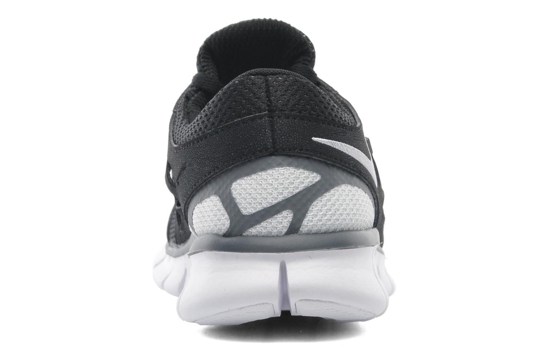 Chaussures de sport Nike Wmns Nike Free Run+ 2 Ext Noir vue droite