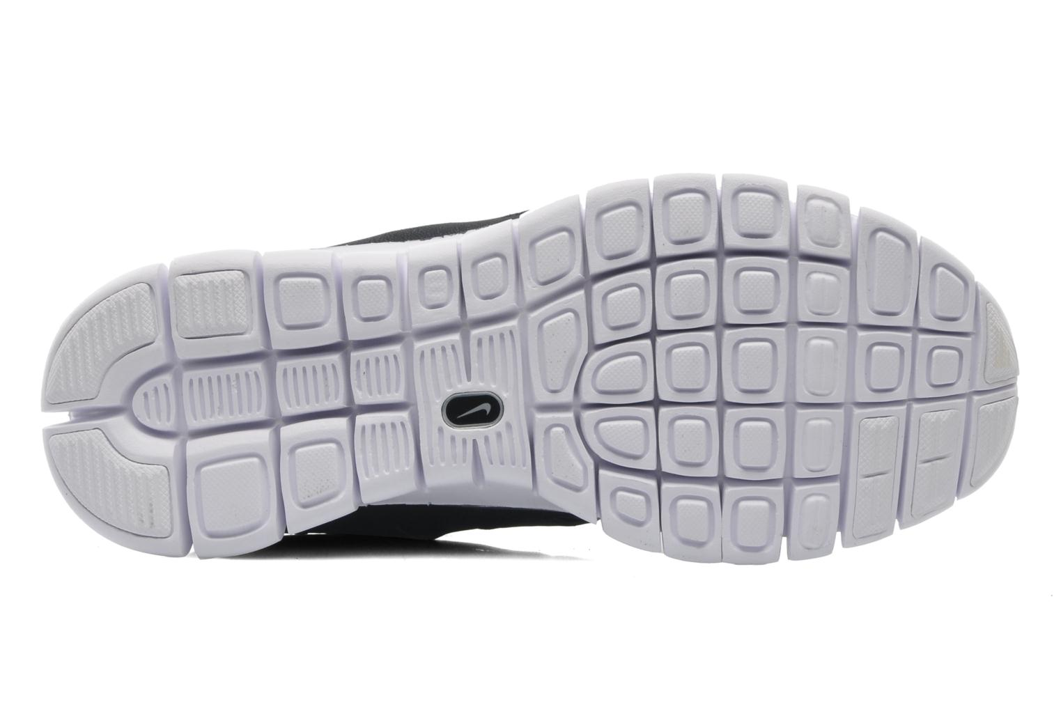 Sport shoes Nike Wmns Nike Free Run+ 2 Ext Black view from above