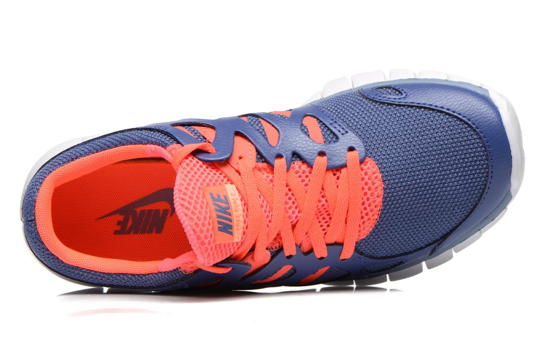 Chaussures de sport Nike Wmns Nike Free Run+ 2 Ext Bleu vue gauche