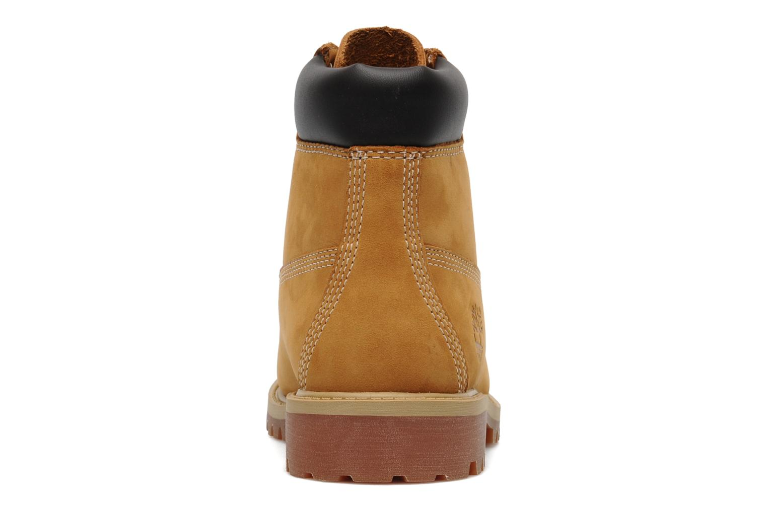 Ankle boots Timberland 6 In Premium WP Boot Beige view from the right