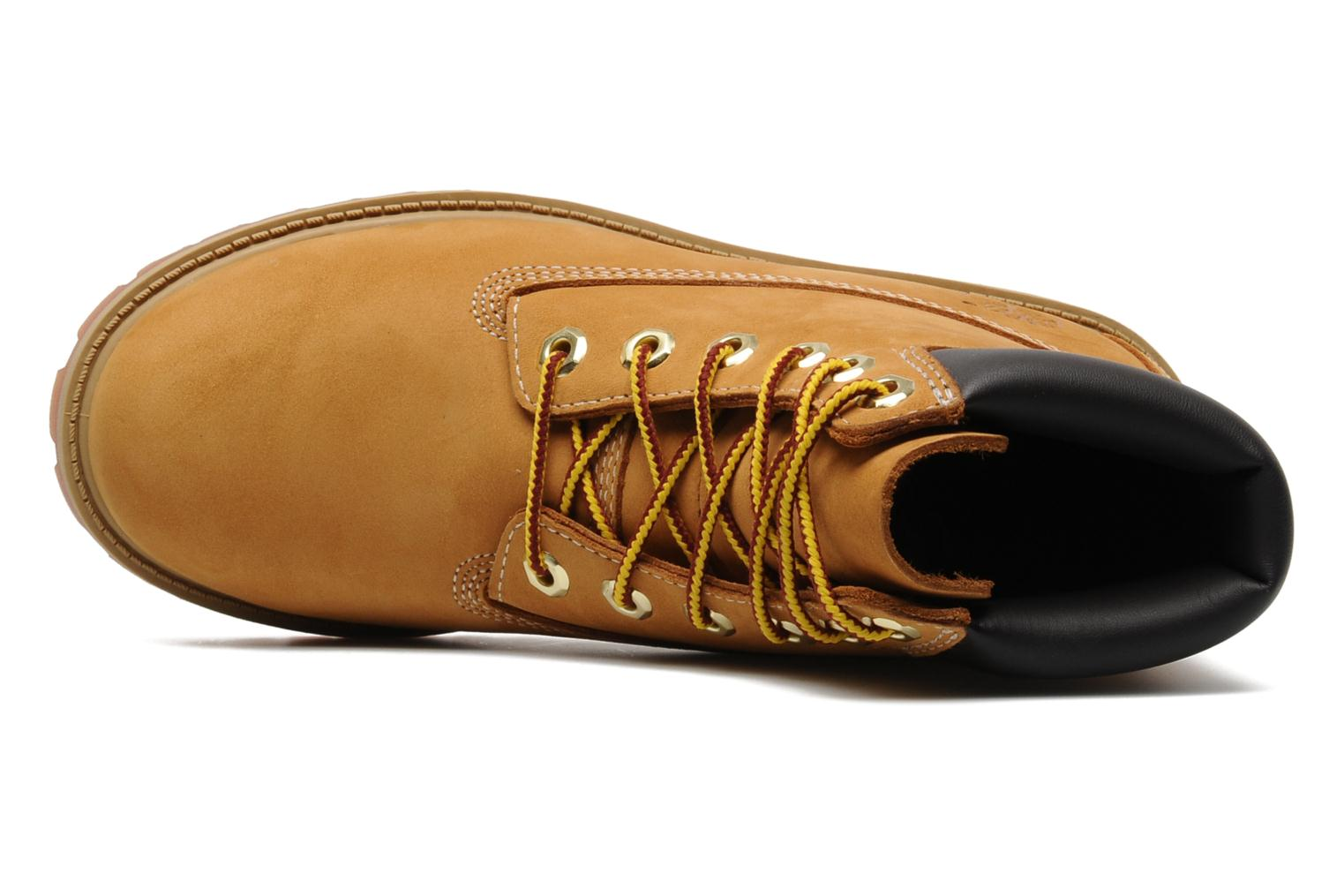 6 In Premium WP Boot Wheat Nubuck