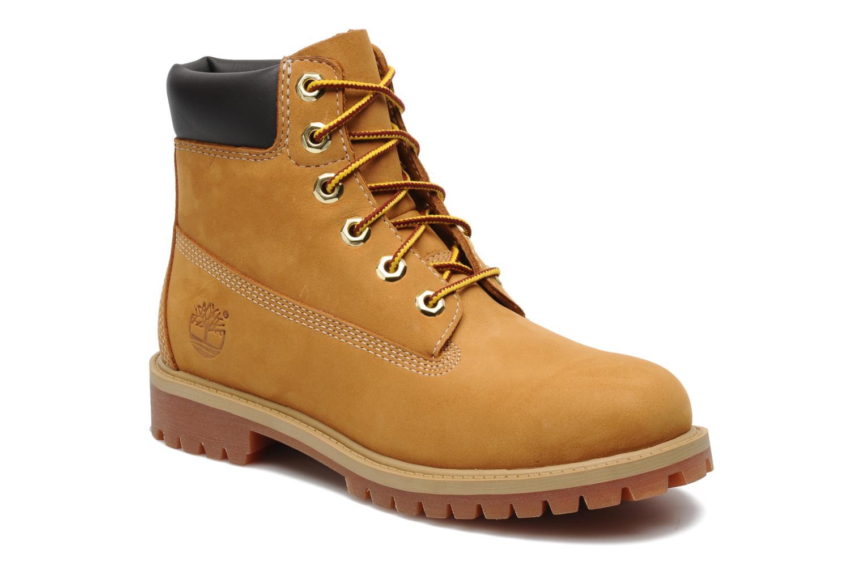 6 In Premium WP Boot Wheat Nubuck