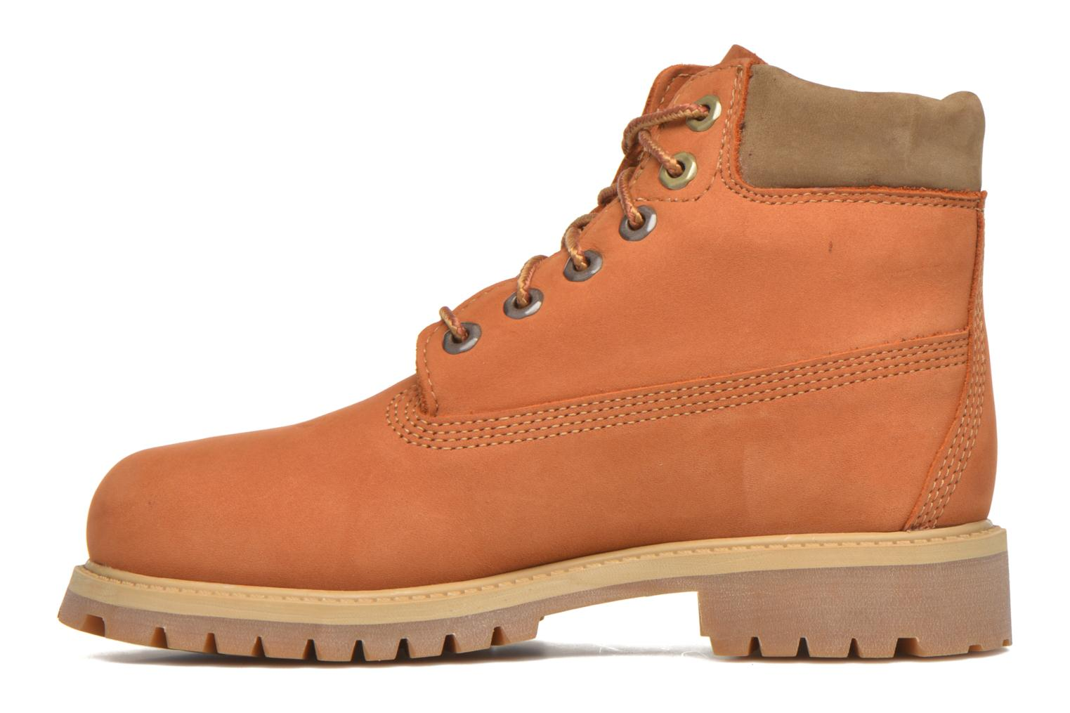 Ankle boots Timberland 6 In Premium WP Boot Beige front view