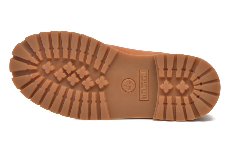 Stiefeletten & Boots Timberland 6 In Premium WP Boot beige ansicht von oben