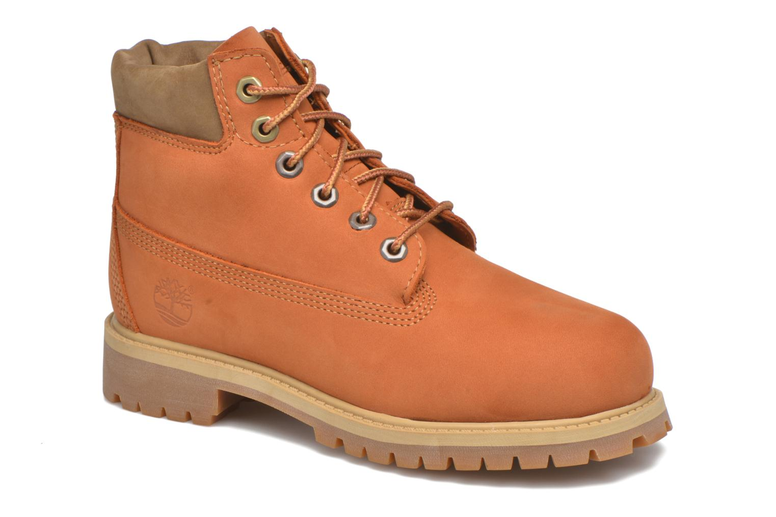 Bottines et boots Timberland 6 In Premium WP Boot Beige vue détail/paire