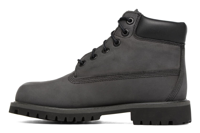 Stiefeletten & Boots Timberland 6 In Premium WP Boot grau ansicht von vorne
