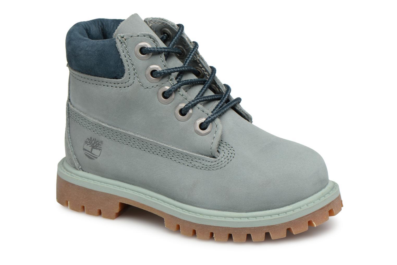 Bottines et boots Timberland 6 In Premium WP Boot Gris vue détail/paire