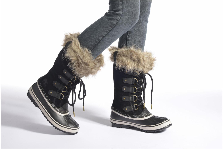 Sportschoenen Sorel Joan Of Arctic Zwart onder