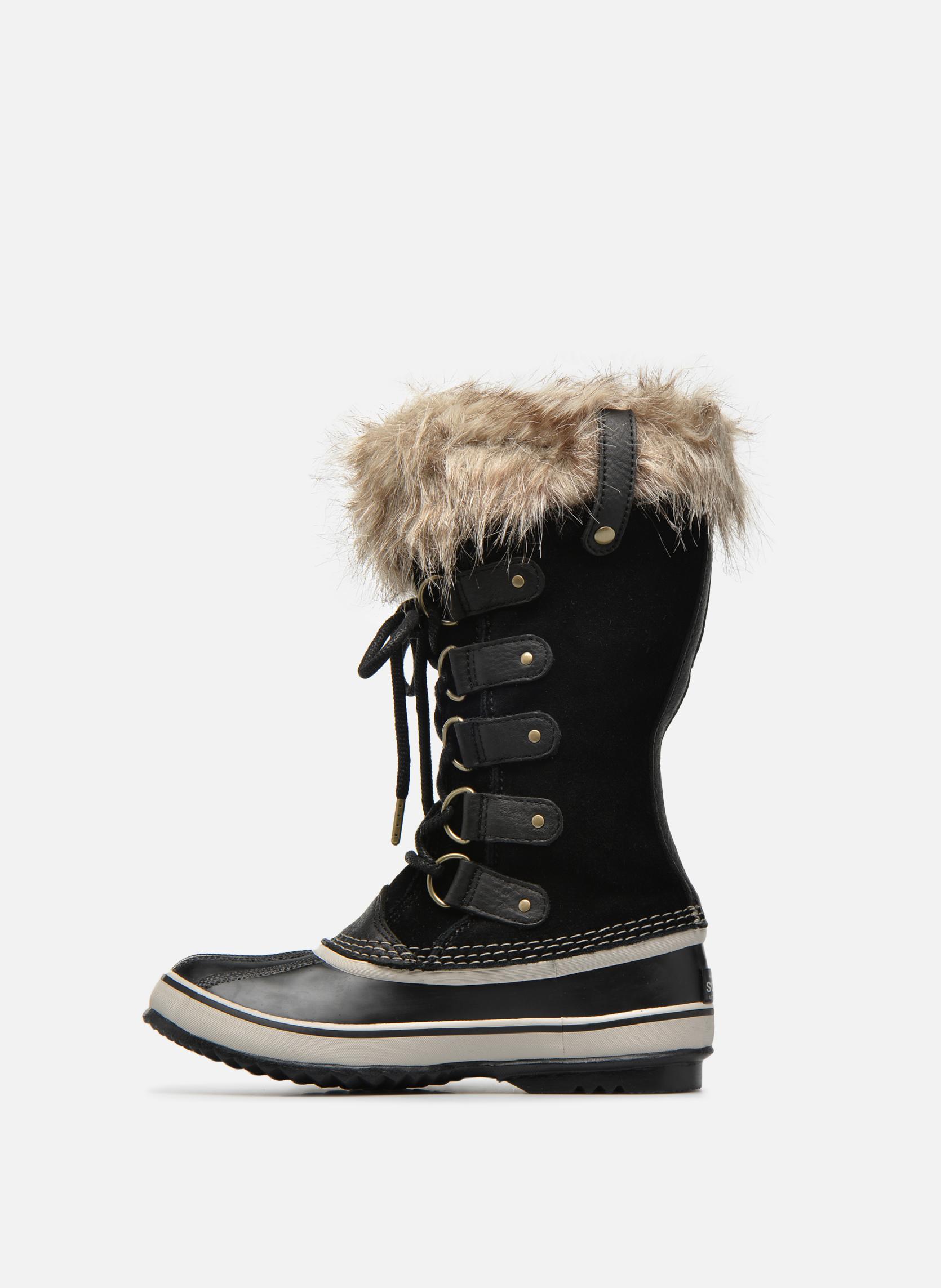 Sportschoenen Sorel Joan Of Arctic Zwart voorkant