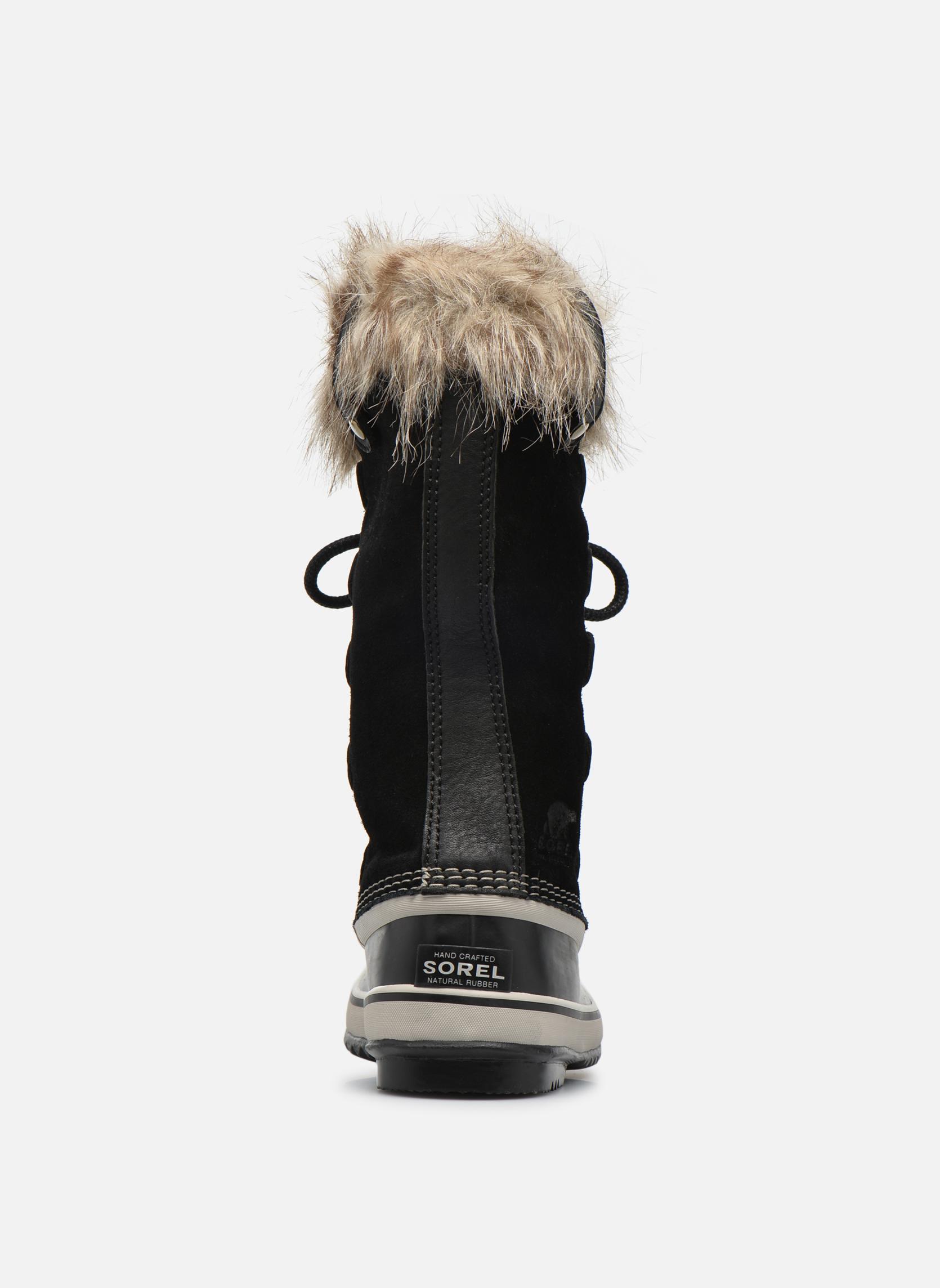 Sportschoenen Sorel Joan Of Arctic Zwart rechts