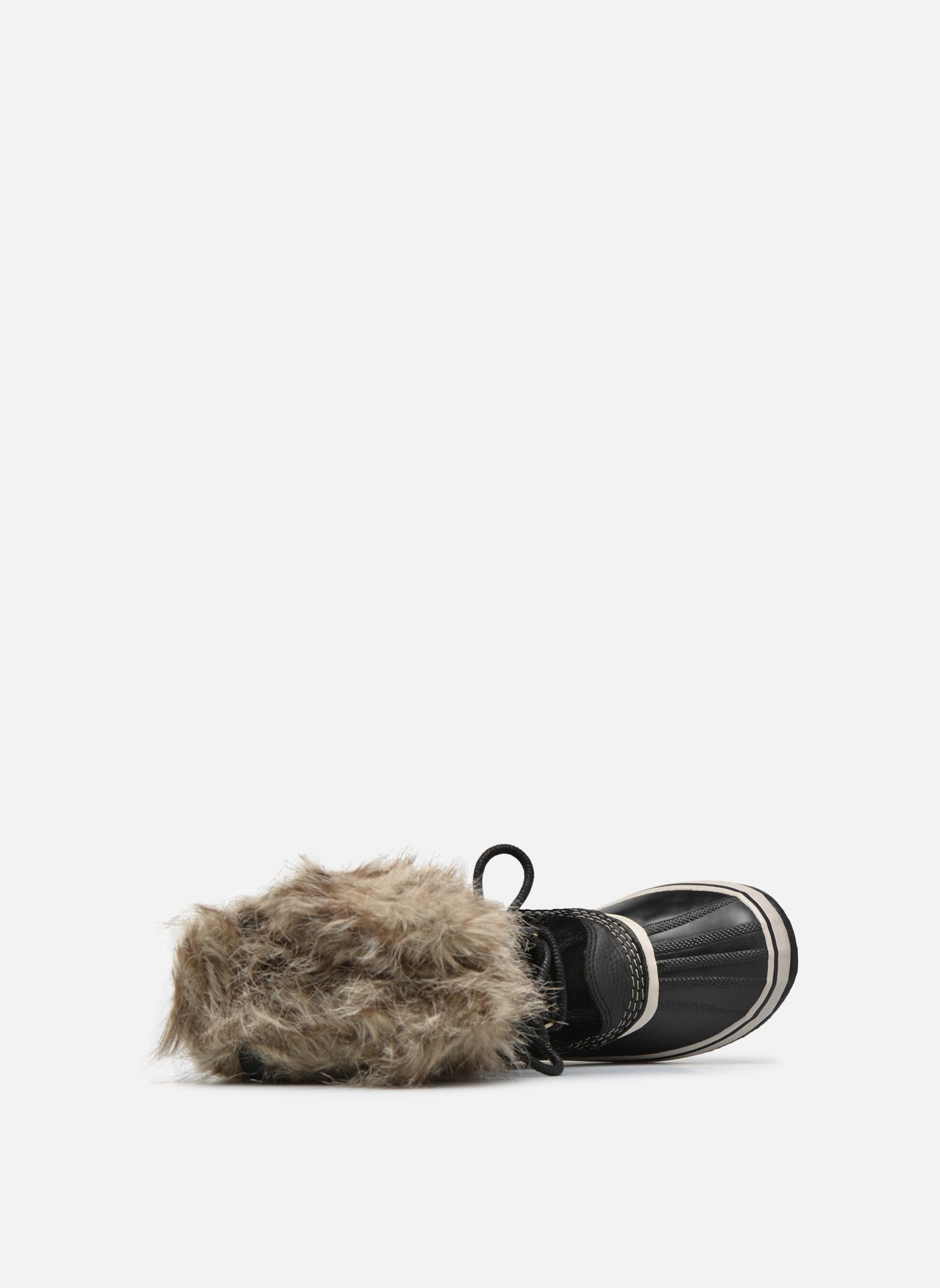 Sportschoenen Sorel Joan Of Arctic Zwart links