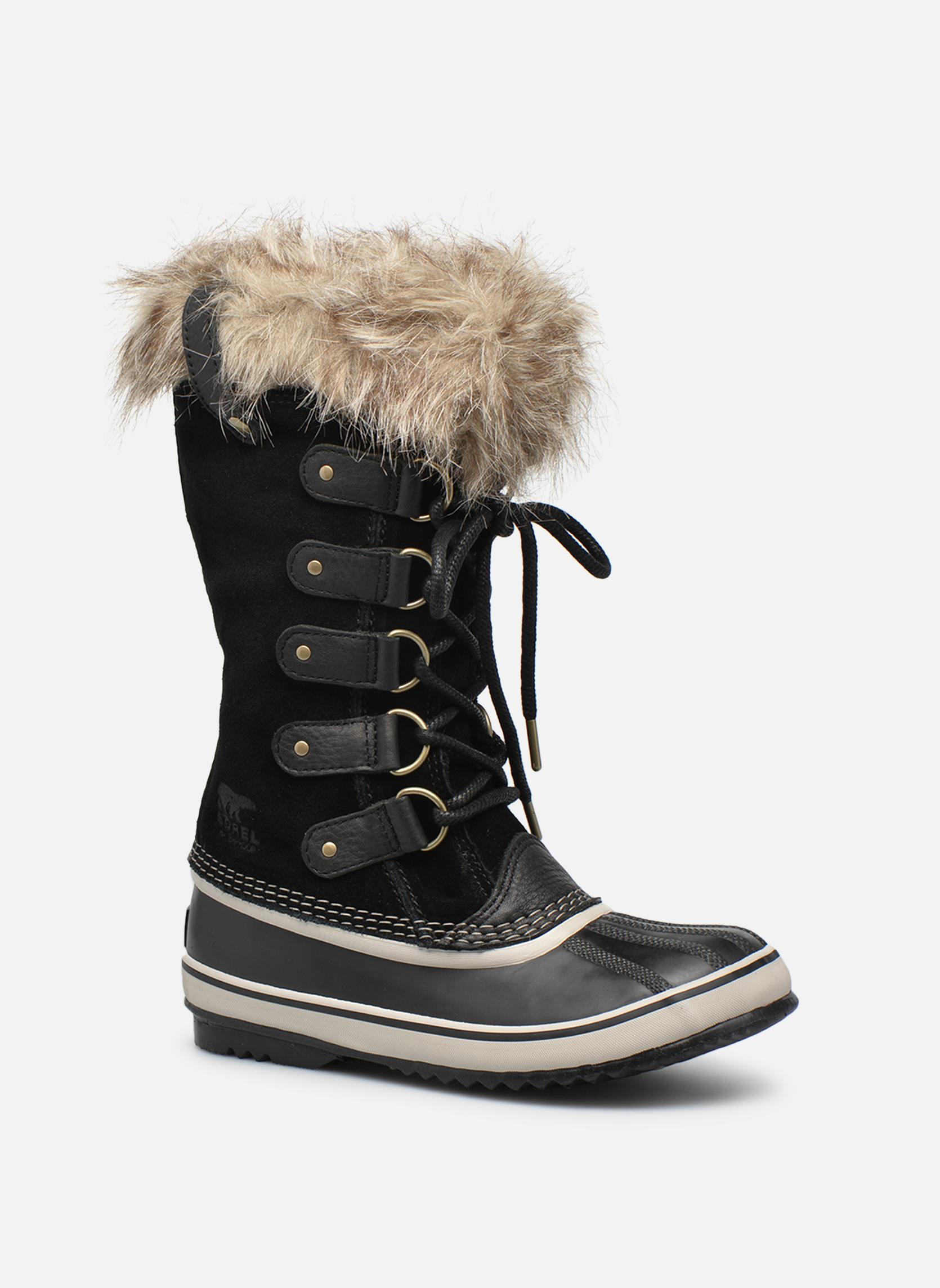 Sportschoenen Sorel Joan Of Arctic Zwart detail