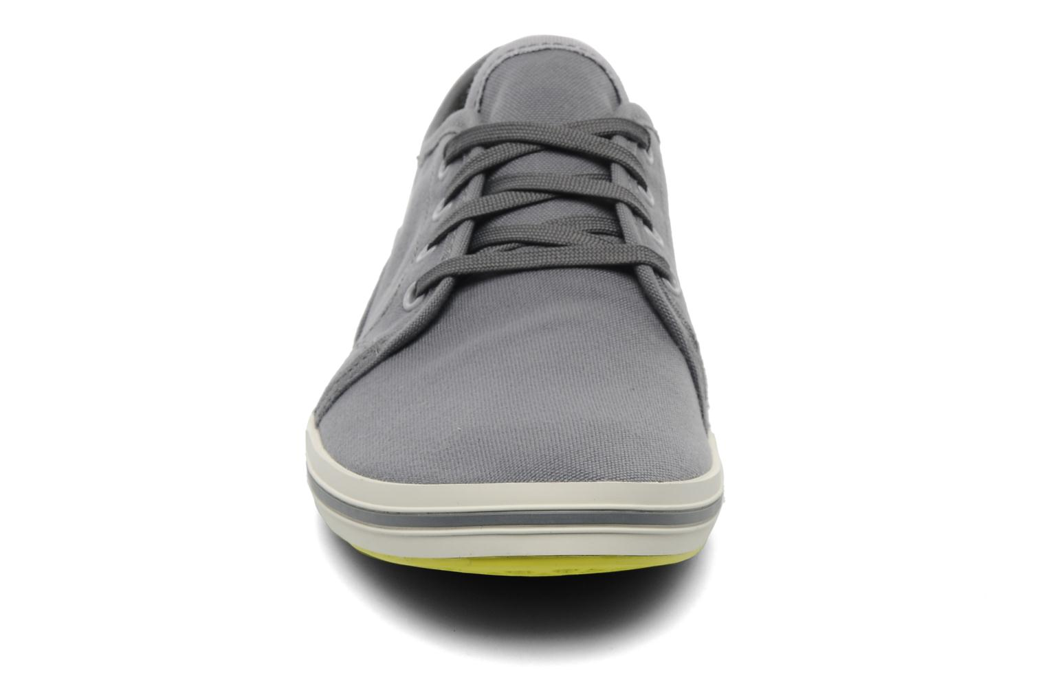 Baskets Timberland Earthkeepers Casco Bay Ox M Gris vue portées chaussures