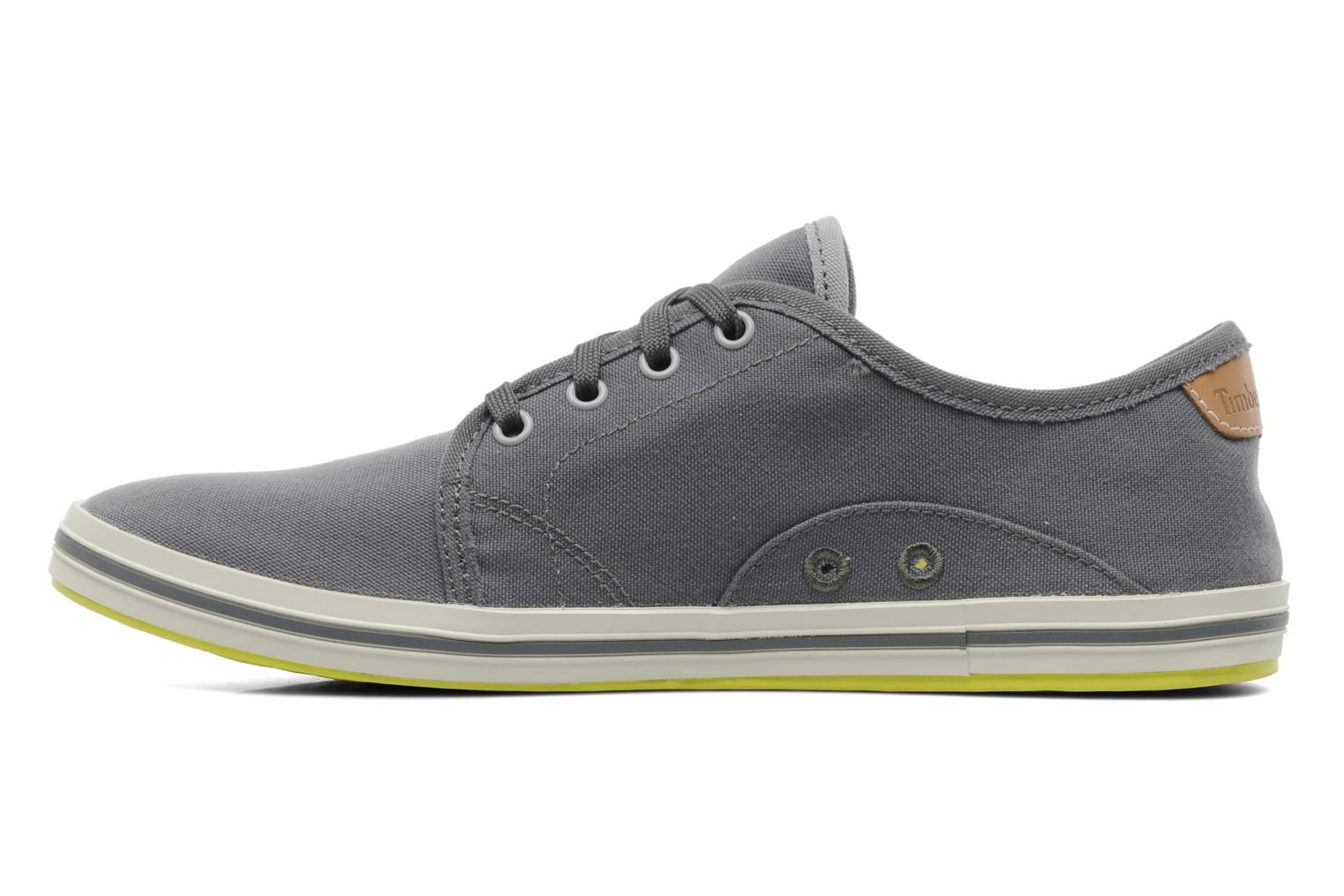 Baskets Timberland Earthkeepers Casco Bay Ox M Gris vue face