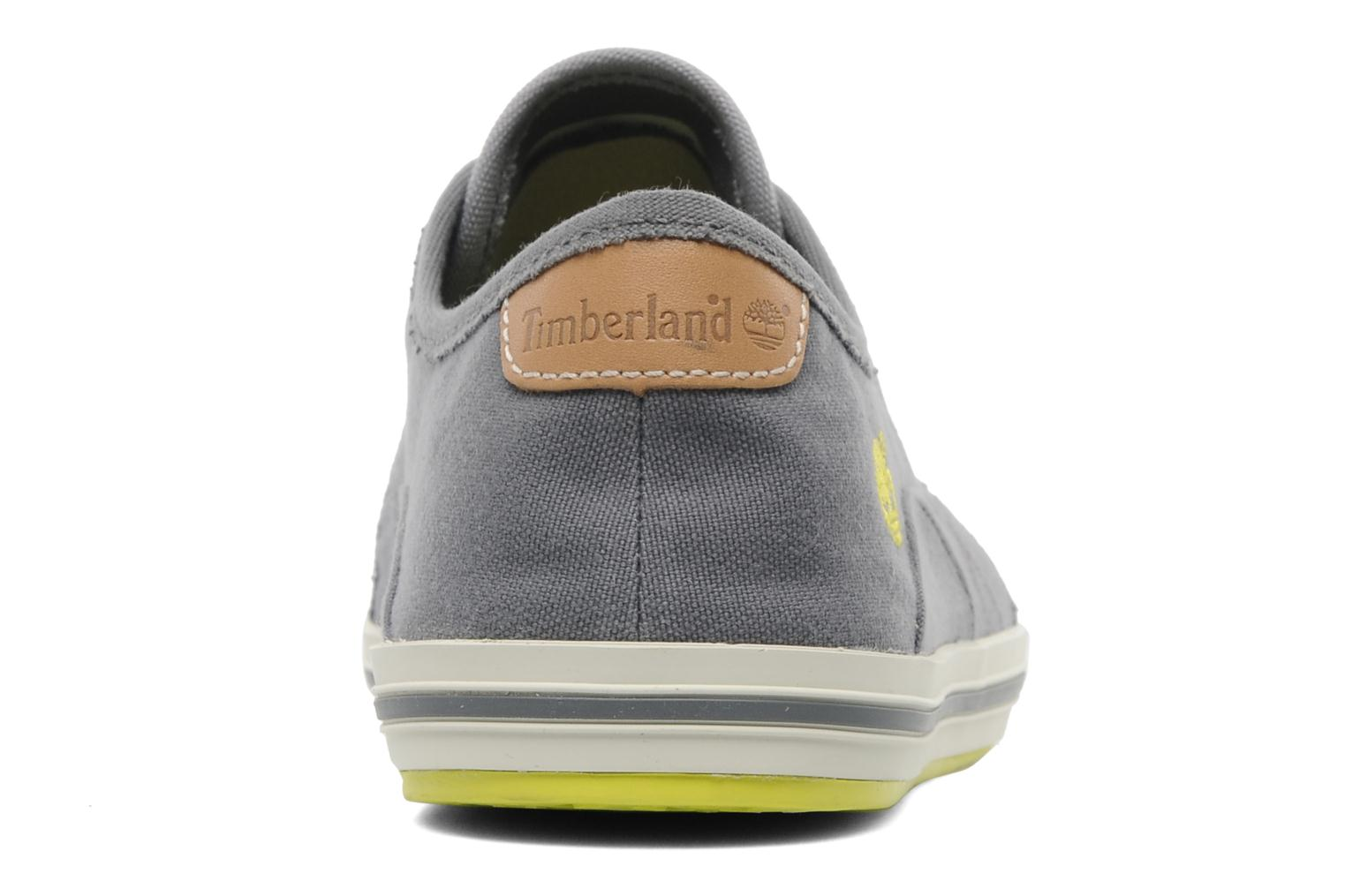 Baskets Timberland Earthkeepers Casco Bay Ox M Gris vue droite