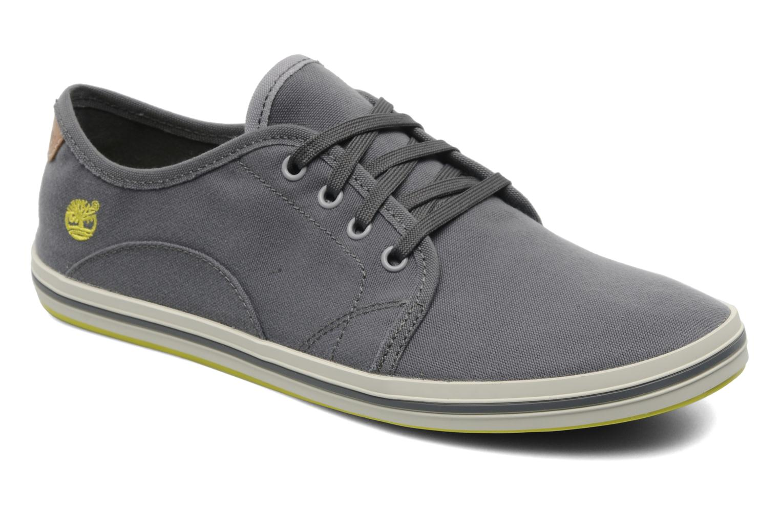 Baskets Timberland Earthkeepers Casco Bay Ox M Gris vue détail/paire