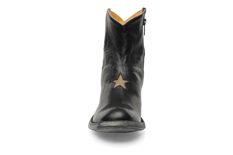 Stiefeletten & Boots Mexicana Star schwarz schuhe getragen