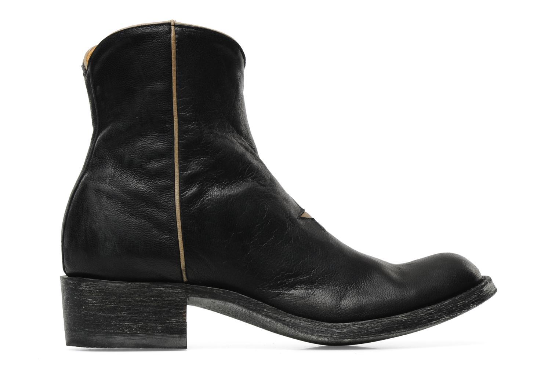Stiefeletten & Boots Mexicana Star schwarz ansicht von hinten